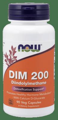 Now Foods DIM 200 90カプセル