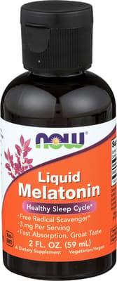 Now Foods リキッドメラトニン 59 ml