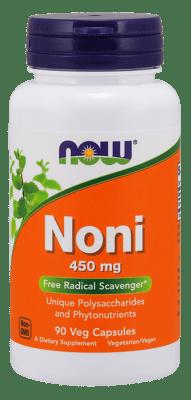 Now Foods ノニ 450 mg 90ベジカプセル