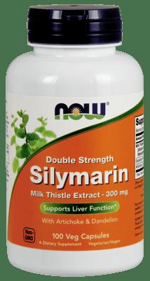 Now Foods シルリマリン 300 mg 100ベジカプセル