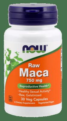 Now Foods ローマカ 750 mg 30 ベジカプセル