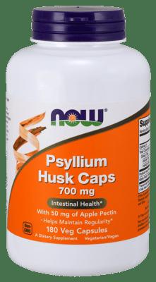 Now Foods サイリウム ハスク キャップス 700 mg 180ベジカプセル