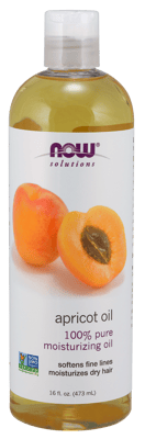 Now Foods アプリコットオイル 473 ml