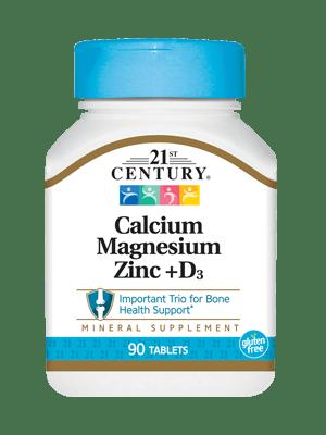21st Century カルマグ亜鉛+ D3 90錠