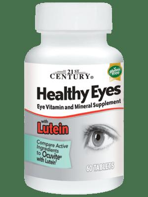 21st Century ルテインによる眼の健康 60錠