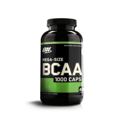 Optimum Nutrition メガサイズ BCAA 1,000 mg 400カプセル