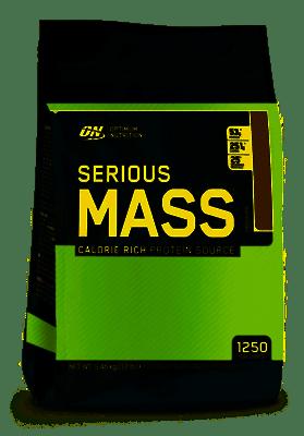 Optimum Nutrition シリアスマス チョコレート 5.45 kg