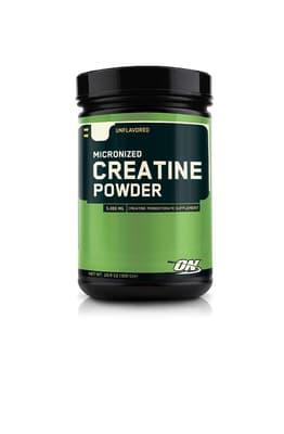 Optimum Nutrition 微粉化クレアチンパウダー 301 g
