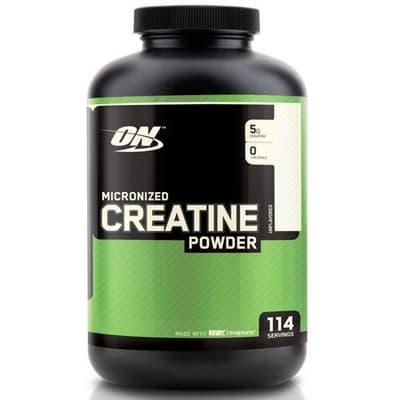 Optimum Nutrition マイクロナイズド クレアチンパウダー 無味 600 g