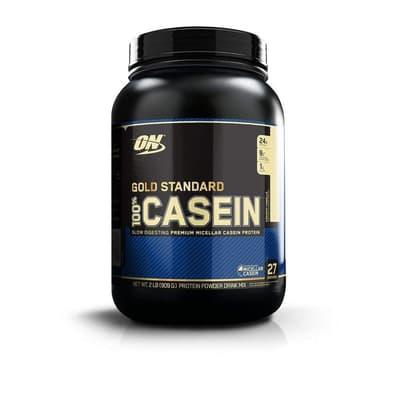 Optimum Nutrition ゴールドスタンダード 100% カゼイン クリーミーバニラ味 909 g