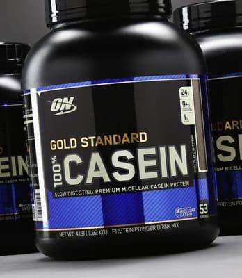 Optimum Nutrition 100%カゼイン ゴールドスタンダード チョコレート シュプリーム 1.82 kg
