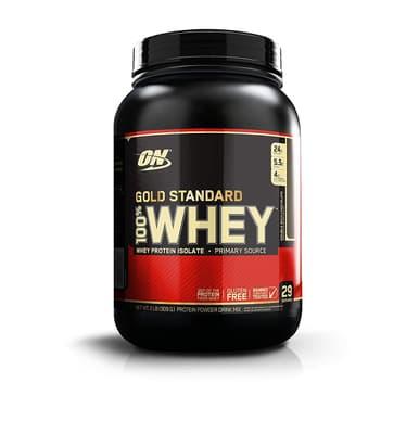 Optimum Nutrition ゴールドスタンダード100%ホエイダブルリッチチョコレート 900g