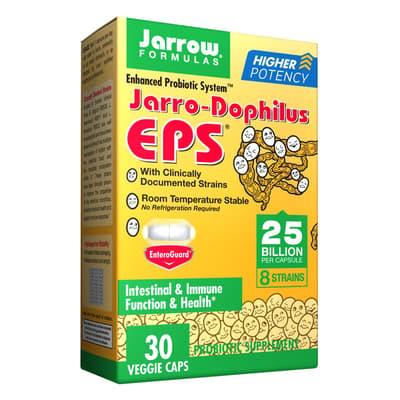 Jarrow Formulas ジャロードフィルス EPS 250億個のプロバイオティクス 30ベジカプセル