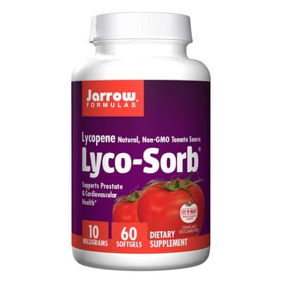 Jarrow Formulas リコソーブ リコピン 10 mg 60 ソフトジェル