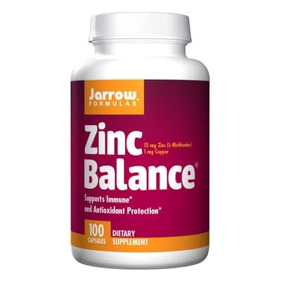 Jarrow Formulas ジンク バランス 15 mg 100 カプセル