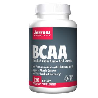 Jarrow Formulas BCAA 120ベジカプセル