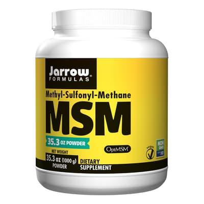 Jarrow Formulas MSM硫黄パウダー 1kg