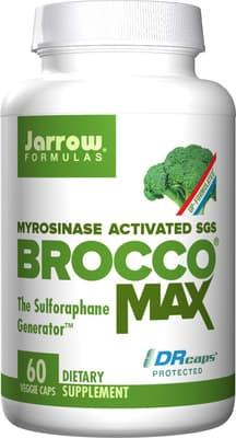 Jarrow Formulas ブロッコマックス 35 mg 60 ベジカプセル