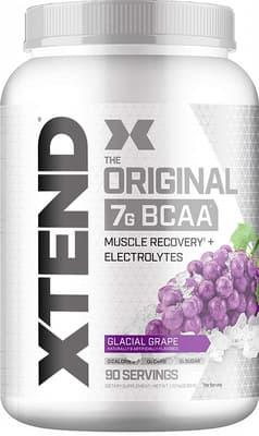 Scivation Xtend BCAA グレープ 90サービング 1.17 kg