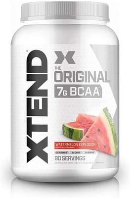 Scivation Xtend BCAAs ウォーターメロン 90 サービング 1.2 kg