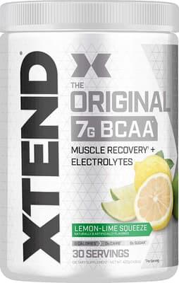 Scivation Xtend BCAAs レモンライム 30 サービング 431 g