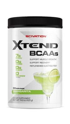 Scivation Xtend BCAAs マルガリータ30サービング 420 g