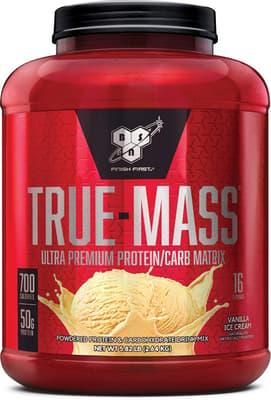 BSN トゥル-マス バニラアイスクリーム味 2.64 kg