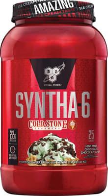 BSN シンサ-6 コールドストーン クリームリー ミントチョコレートチップス味 1.17 kg