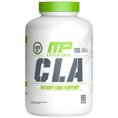 Musclepharm 必需品CLA 180サービング 180 ソフトジェル